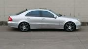 Mercedes-Benz e500 w211 with AMG wheels Marangaroo Wanneroo Area Preview