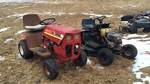 84 Murray lawn tractor ride on mower
