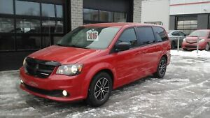 Dodge Grand Caravan sxt black edition 2016