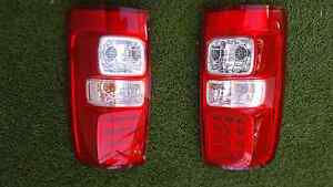 Led tail lights rg colorado Harrison Gungahlin Area Preview