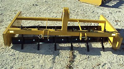 Dirt Dog Grb84 3pt. 7 Bionic Grader W Rippers