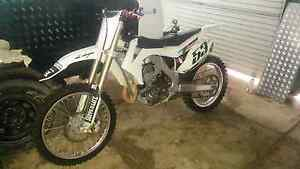 Honda 450R 2013 Cleve Cleve Area Preview