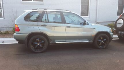 Bmw x5 2002   Sydney City Inner Sydney Preview