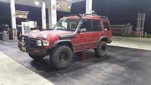 LAND ROVER DISCOVERY  2 INCH LIFT 5 BRAND NEW MICKIES Loganlea Logan Area Preview