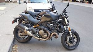 Ducati Monster 821 -2015