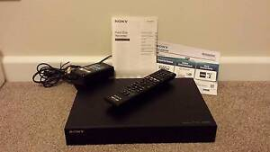 Sony 1 Tb HD tuner PVR Perth Northern Midlands Preview