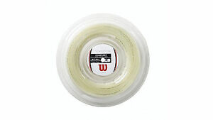 Wilson-sensation-tennis-string-reel-660-ft-multifiliment-16-ga-great-value