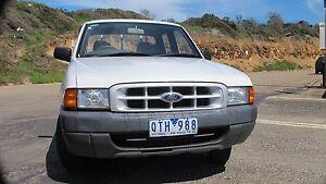 Ford courier GL PE crew cab Mornington Mornington Peninsula Preview