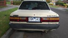 1989 Toyota Camry Noble Park Greater Dandenong Preview