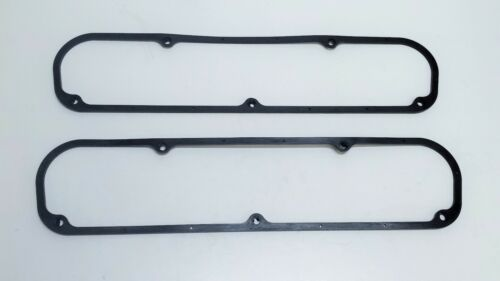 64-91 Small Block Mopar 273 318 340 360 Reusable Steel Core Valve Cover Gaskets