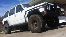 The Beast! 4.2L Turbo diesel GQ Patrol. Lifted and locked. Redbank Plains Ipswich City Preview