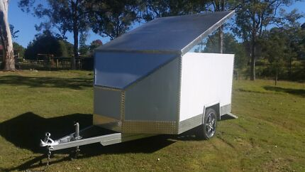 Enclosed trailer for sale 12 months rego!!!! Copmanhurst Clarence Valley Preview