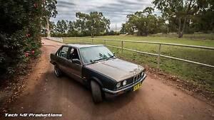 1985 BMW E30 SR20 Hawthorn Boroondara Area Preview