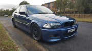 BMW 325i e46 2001 manual Winmalee Blue Mountains Preview