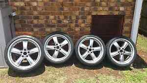 19inch  Original 3 Piece ROH Director Modular Rims Darling Heights Toowoomba City Preview