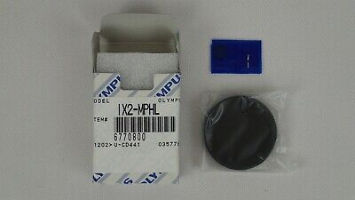 Olympus Ix2-mphl Phase Contrast Condenser Annulus Ring
