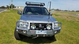 2004 Holden Rodeo Lt (4x4) 4 Sp Automatic Crew Cab P/up