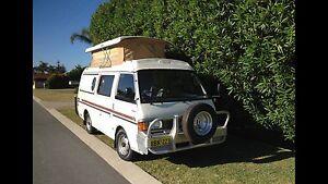 Upgraded Pop Top Mazda E2000 Campervan Applecross Melville Area Preview