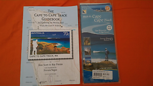 Cape to cape track map and guidebook Cottesloe Cottesloe Area Preview