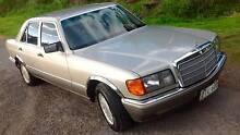 1989 Mercedes-Benz 300SE UPDATE. Lilydale Yarra Ranges Preview