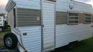 Caravan for urgent sale - 1974  16ft Millard caravan Bundaberg North Bundaberg City Preview