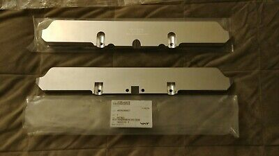 Vat 301766 832 1 And 0190-42418 Vacuum Chamber Pressure Lids Gasket Lined