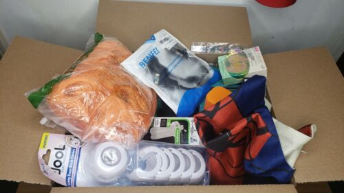 Amazon Wholesale Lot of  50 assorted Items  Toys, General Merchandise & more
