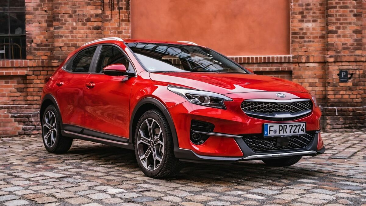 Kia XCeed 2019 Test  18