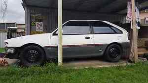 Ford Laser Tx3 Turbo AWD KE 1988 Abermain Cessnock Area Preview