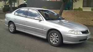 2001 Holden Berlina Sedan Payneham Norwood Area Preview