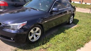 BMW.   Transmission fault . But still running good.