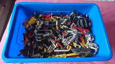 1kg - 1000g Lego Technic Bundle Mixed Bricks Parts Pieces Job Lot FREE UK POST