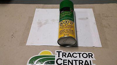 OEM John Deere Ag and Turf Green Spray Paint SINGLE CAN TY25624