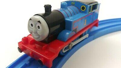 Thomas #1 Thomas & friends trackmaster motorized train Works!! 2009 Mattel
