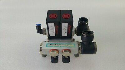 Pneutal Pneumatic Equipment Amhv02-2 Syneron Candela Velashape