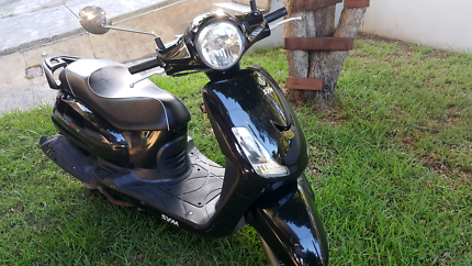 SYM Classic 150s Scooter Randwick Eastern Suburbs Preview