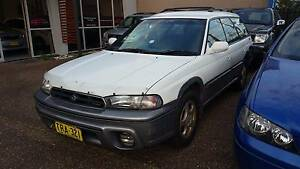 1997 Subaru Outback Limited AWD Wagon Automatic Waratah Newcastle Area Preview