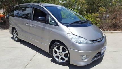 2003 86kms. Toyota Tarago Estima, Warranty, DVD/GPS/Bluetooth Salisbury Salisbury Area Preview
