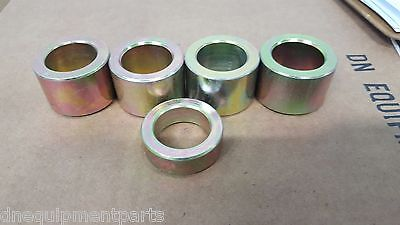 Land Pride Finish Mower Complete Set Wheel Height Spacer 827-002c 827-001c