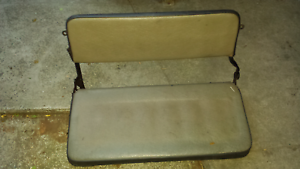 Troopy seat