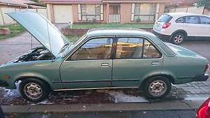 *SALE* 1981 Holden Gemini Sedan PERFECT PROJECT OR DAILY DRIVER Wattle Grove Liverpool Area Preview