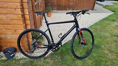 Bergamont Sweep 6 Hybrid Bike 2019