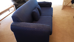 Blue Sofa Bed Kardinya Melville Area Preview