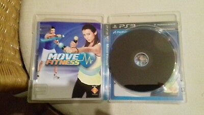 Move Fitness (Sony PlayStation 3, 2011)
