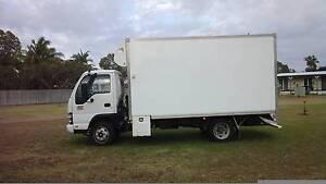 Isuzu Pantech Truck 2007 Deeragun Townsville Surrounds Preview