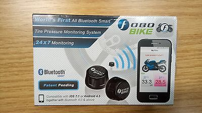 FOBO BIKE Bluetooth Tire Pressure Monitoring System