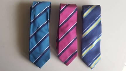 Business ties 100% silk Rhodes & Beckett