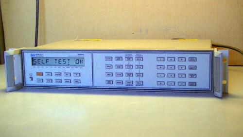 HP Hewlett Packard 3488A switch/control unit