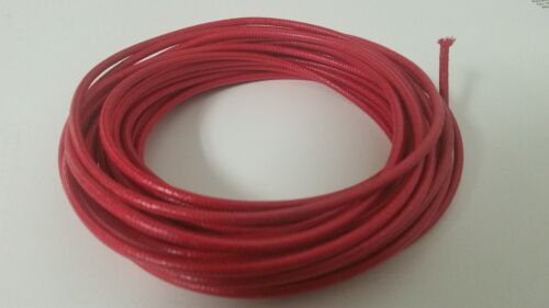 18 AWG RED 200c High-Temperature Appliance Wire SRML 50