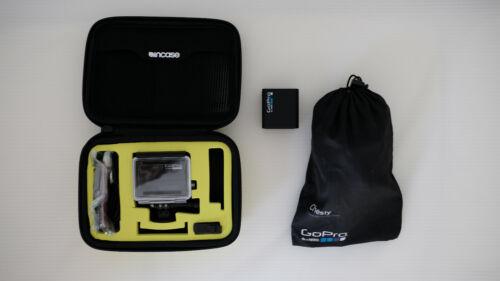 GoPro hero 4 Black Bundle + Case